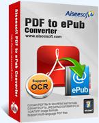 15 Percent – Aiseesoft PDF to ePub Converter