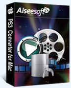 15% off – Aiseesoft PS3 Converter for Mac