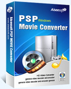 15 Percent – Aiseesoft PSP Movie Converter
