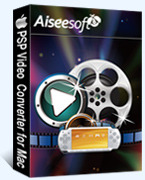 15% – Aiseesoft PSP Video converter for Mac