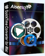 Exclusive Aiseesoft QuickTime Converter for Mac Coupon Code
