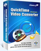 Aiseesoft QuickTime Video Converter – 15% Off