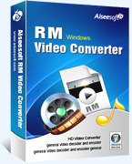 Aiseesoft RM Video Converter – Exclusive 15% Off Coupon