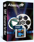 Exclusive Aiseesoft SWF Converter for Mac Coupon Discount
