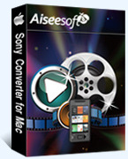 15% – Aiseesoft Sony Converter for Mac