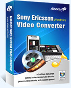 Aiseesoft Sony Ericsson Video Converter Coupon Code 15% Off