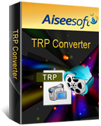 Aiseesoft TRP Converter Coupon Code – 40%
