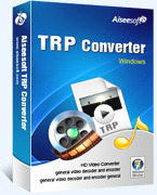 Aiseesoft TRP Converter Coupons 15% OFF