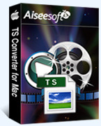 Aiseesoft TS Converter for Mac Coupon 15% Off