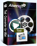Aiseesoft Tod Converter for Mac Coupon Code