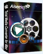 Exclusive Aiseesoft Total Media converter for Mac Coupon