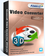 Aiseesoft Video Converter Ultimate Coupon Code – 40% Off