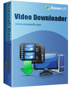 Aiseesoft Video Downloader Coupon Code – 40%
