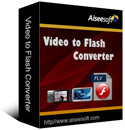 Aiseesoft Video to Flash Converter Coupon – 40% Off