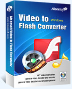 Aiseesoft Video to Flash Converter – 15% Discount