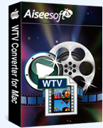 Aiseesoft WTV Converter for Mac Coupons 15% OFF