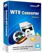 Aiseesoft WTV Converter Coupon Code – 40% Off