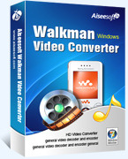 Aiseesoft Aiseesoft Walkman Video Converter Coupon Sale