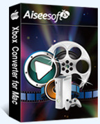 Aiseesoft Xbox Converter for Mac – Exclusive 15% Off Discount
