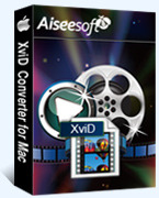 Aiseesoft XviD Converter for Mac – 15% Discount