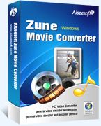 Exclusive Aiseesoft Zune Movie Converter Coupon Sale