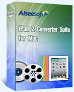 Aiseesoft iPad 2 Converter Suite for Mac Coupons