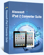 40% Off Aiseesoft iPad 2 Converter Suite Coupon