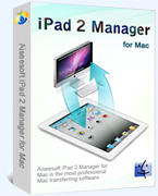 15% – Aiseesoft iPad 2 Manager for Mac