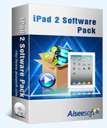 15% – Aiseesoft iPad 2 Software Pack