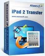 15 Percent – Aiseesoft iPad 2 Transfer