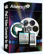 40% Off Aiseesoft iPad 2 Video Converter for Mac Coupon