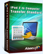 15% – Aiseesoft iPad 2 to Computer Transfer