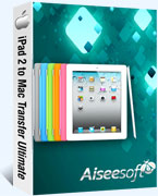 Aiseesoft iPad 2 to Mac Transfer Ultimate Coupon Code – 40%