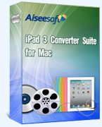 Aiseesoft iPad 3 Converter Suite for Mac Coupon Code – 40% OFF