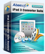 Aiseesoft iPad 3 Converter Suite Coupon Code – 40%
