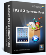 Aiseesoft – Aiseesoft iPad 3 Software Pack Sale