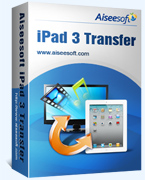 Aiseesoft iPad 3 Transfer Coupon – 40%
