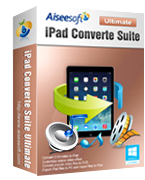 Aiseesoft iPad Converter Suite Ultimate Coupon