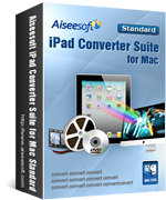 15% OFF – Aiseesoft iPad Converter Suite for Mac discount