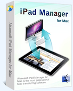 Aiseesoft Aiseesoft iPad Manager for Mac Coupon Sale