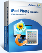 Aiseesoft iPad Photo Transfer Coupon – 40%