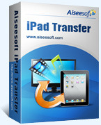 Aiseesoft iPad Transfer Coupon