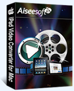 Aiseesoft – Aiseesoft iPad Video Converter for Mac Coupons
