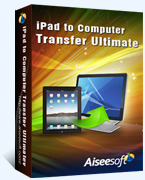 Aiseesoft Aiseesoft iPad to Computer Transfer Ultimate Coupon