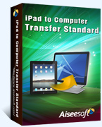 Aiseesoft iPad to Computer Transfer Coupon Code – 40% Off