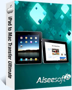 40% Off Aiseesoft iPad to Mac Transfer Ultimate Coupon Code