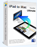 Aiseesoft Aiseesoft iPad to Mac Transfer Ultimate Coupon Sale