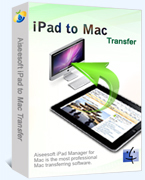 Aiseesoft iPad to Mac Transfer Coupon Code