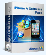 Aiseesoft Aiseesoft iPhone 4 Software Pack Coupon