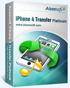 15% Aiseesoft iPhone 4 Transfer Platinum Coupon